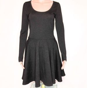 Felicity & Coco King Sleeve Fit and Flare Dress